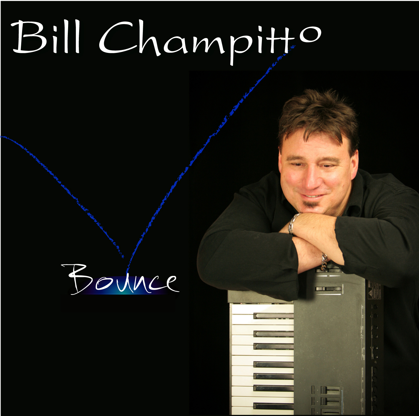 CD Cover fo Bounce